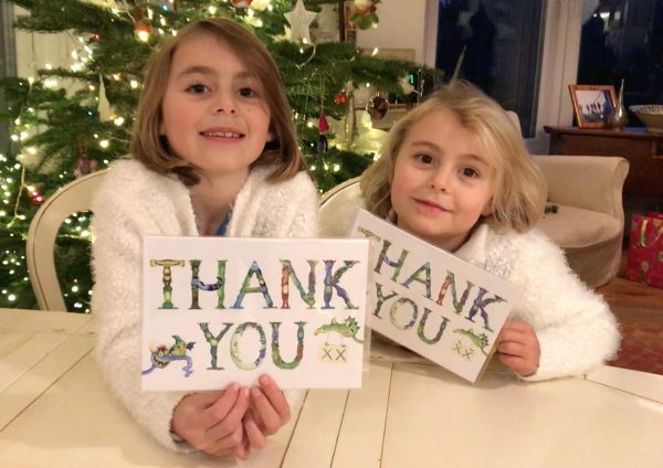 """Cards. The Fun Way to Say """"Thank You""""!"""
